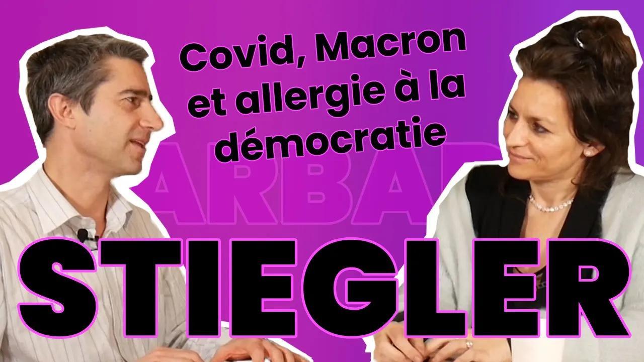 Barbara Stiegler x François Ruffin : Covid, Macron et allergie à la démocratie